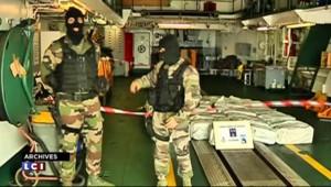L'équivalent de 70 millions d'euros en cocaïne saisis par les douanes françaises