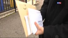 Le 13 heures du 6 janvier 2014 : Montauban : 17e jour de gr� pour les facteurs - 843.0146229248047
