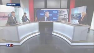 """Le Maire : """"Valls, c'est Ayrault, le coup de menton en plus"""""""