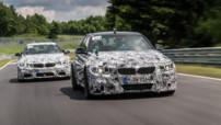 Les BMW M3 et M4 Coupé 2014 livrent quelques détails techniques avant leur sortie, parfois sous camouflage