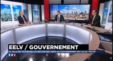 """Pacte de majorité avec EELV : François De Rugy souhaite """"une clarification de la situation"""""""