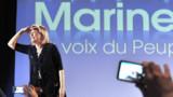 """Marine Le Pen: """"J'ai mes 500 parrainages"""""""