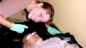 Abou Ghraib soldate américain sévices prisonniers