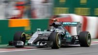Nico Rosberg Mercedes GP du Canada