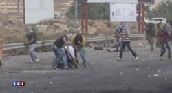 Ramallah : infiltrés, ils tirent sur des manifestants palestiniens