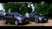 Renault Grand Scenic contre Citroën C4 Picasso