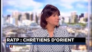 """Affaire RATP, André Bercoff : """"Les Chrétiens d'Orient se font éradiquer"""""""