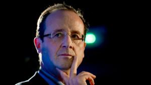 François Hollande/Image d'archives - décembre 2011