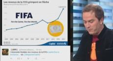 Le graphique de Capital sur les revenus de la Fifa.