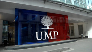 Le siège de l'UMP