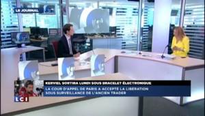 """Libération de Jérôme Kerviel sous bracelet électronique : """"Il sera toujours écroué"""""""