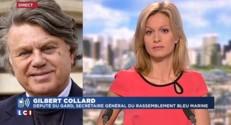 Marion Maréchal-Le Pen retire sa candidature en PACA ? Gilbert Collard n'en est pas certain
