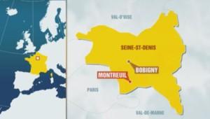 Montreuil, en Seine-Saint-Denis.