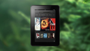 Tablettes de Noël: La Kindle fire HD d'Amazon