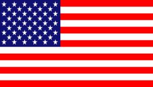 TF1//LCI/DR - Le drapeau des Etats-Unis