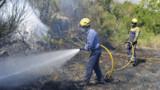 """Incendie en Espagne : des flammes """"de plusieurs mètres de haut"""""""