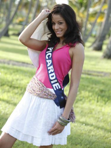 Miss Picardie 2009 - Boubaaya Juliette : candidate Miss France 2010