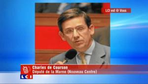Charles de Courson - député de la Marne