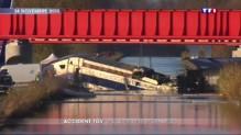Déraillement d'une rame d'essai en Alsace : la SNCF reçoit les familles des victimes