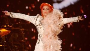 Lady Gaga aux Grammys