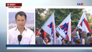 Le 13 heures du 11 juillet 2015 : Adoption du plan de réformes de la Grèce : entre soulagement et sentiment de trahison - 701