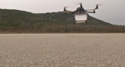 Le 20 heures du 19 décembre 2014 : Des drones pour livrer les colis ? - 858.244
