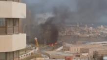 Neuf personnes ont été tuées mardi dans l'attaque d'un hôtel de luxe de Tripoli.