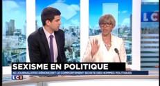 Sexisme et politique : ça chauffe sur le plateau de LCI