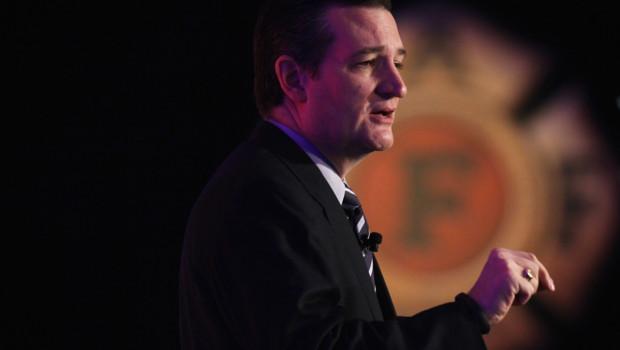 Ted Cruz, premier candidat républicain à se lancer dans la course à la Maison-Blanche pour 2016.