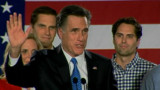 Primaires républicaines : huit voix d'avance pour Romney dans l'Iowa