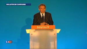 """Bayrou : """"ce type de folie s'enracine dans l'état d'une société"""""""