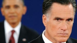 deuxième débat presidentiel US Obama Romney