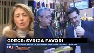 """Grèce : """"Voter Tsipras, c'est voter contre l'austérité"""""""