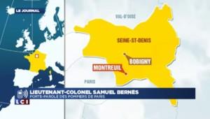 """Incendie dans un appartement à Montreuil : """"Le bilan aurait pu être plus dramatique"""""""