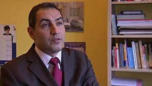 Mohammed Douhane, du syndicat de police Synergie Officier