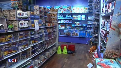 Noël : un taux d'anomalies de 10% sur les jouets, ce qu'il faut regarder en les achetant