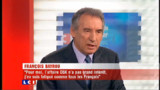 Bayrou : l'affaire DSK,