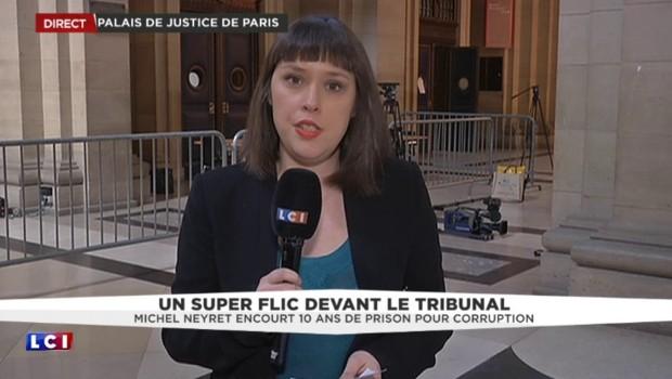 Affaire Neyret : Premier jour de procès pour l'ex-numéro 2 de la Police judiciaire de Lyon