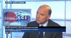 """Crise au PS : """"Les Français ne veulent pas de rivalité au sein du parti"""" selon Moscovici"""