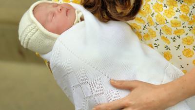 La princesse Charlotte, Elizabeth, Diana