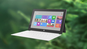 La Surface de Microsoft