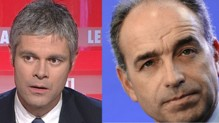 Laurent Wauquiez et Jean-Franois Cop