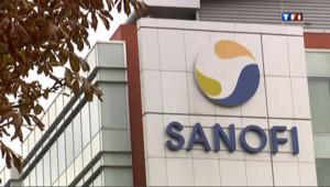 Le groupe pharmaceutique Sanofi.