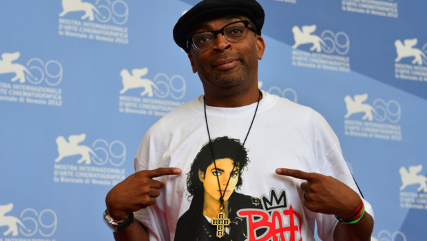 Spike Lee au festival de Venise le 31 aot 2012 