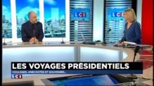 """Voyage de Mitterrand en Corée du Nord en 1981 : """"Giscard d'Estaing ne le savait pas"""""""