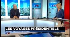 """Voyage secret de Mitterrand en Corée du Nord en 1981 : """"Giscard d'Estaing ne le savait pas"""""""