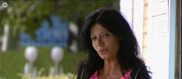 Après les habitants, c'est au tour de Nathalie de dire quelques mots à ses camarades.