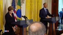Brésil : la NSA aurait espionné Dilma Rousseff et ses ministres