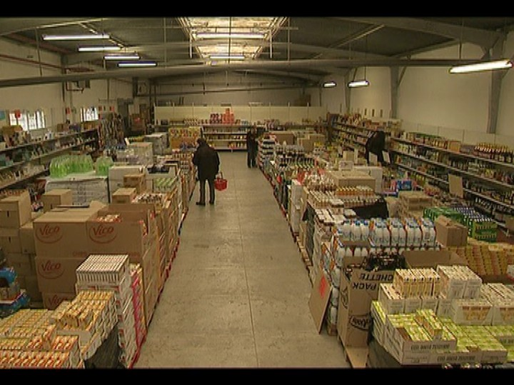 destockage noz industrie alimentaire france paris