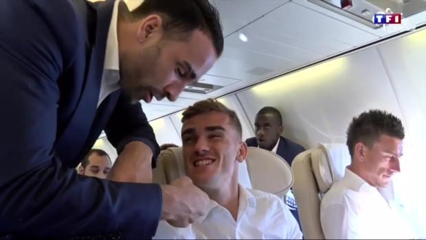 Euro 2016 : dans l'intimité des Bleus après France/Irlande